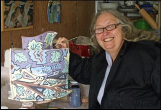 Women Create, sponsor of the biennial juried exhibit of regional women's art, has announced that Audrey Kay Dowling will be the juror for the 2016 show. Dowling is an artist and owner of the Portage Hill Gallery in Westfield, New York. Deadline for applications is December 15, 2015, for the exhibit that will run from mid-April to mid-May, 2016, in the Dykemann-Young Gallery in downtown Jamestown, New York.