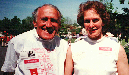 Jim and Kathy Roselle