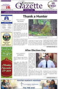 11-11-2019 Front pg
