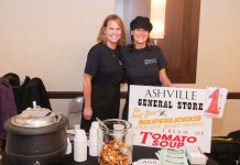 SOUPer Bowl Sunday IX Ashville General Store Winning Soup