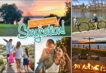 Staycation Cover Collage