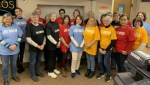 VITA (Volunteer Income Tax Assistance) volunteers.