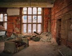 Sofa. Gary, IN 2009