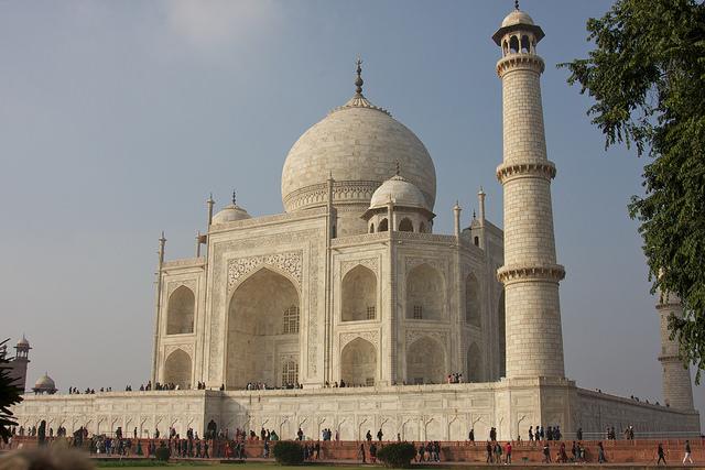 Taj Majal . Agra Fort – gallery