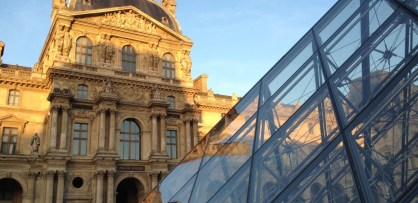 The Louvre . Paris
