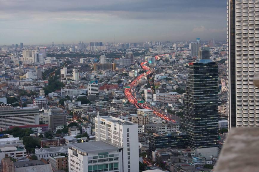 James Van Dellen . Bangkok