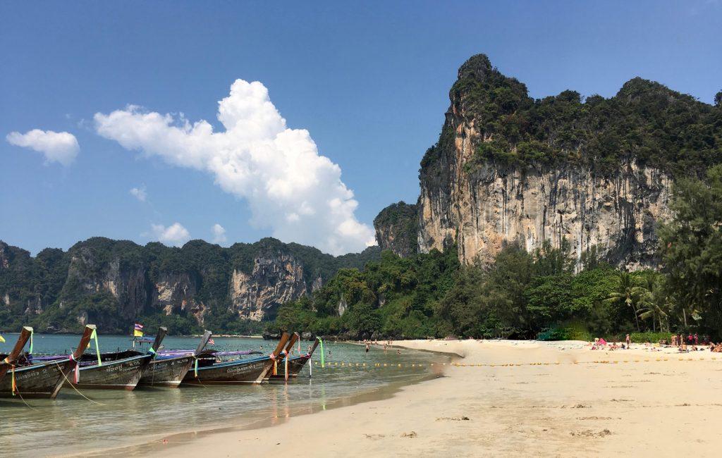 Railay Beach . Thailand
