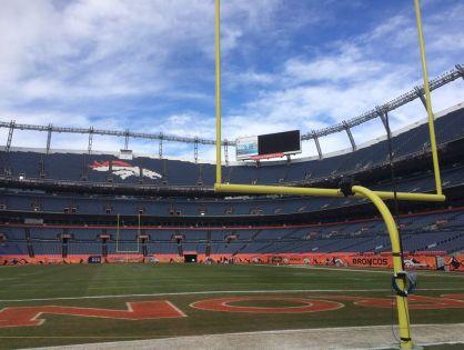 Mile High Stadium Visit