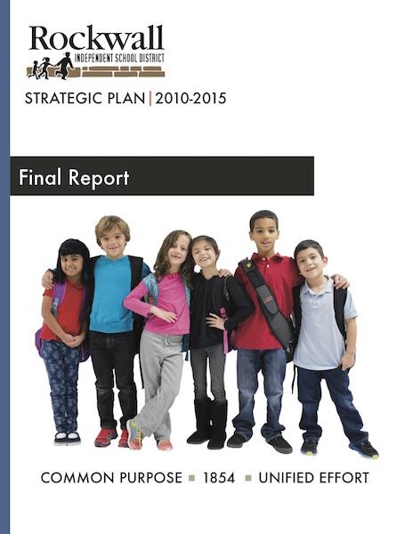 Rockwall ISD Strategic Plan