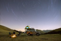 Landie, Landrover, Hannibal Roof Tents, overlanding, car photography, automotive photography