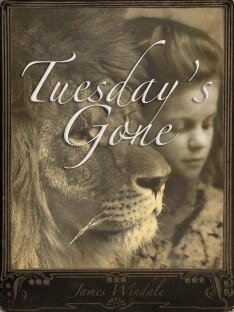 Official Tuesday's Gone Kindle Cover