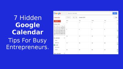 googlecalendartipsforentrepreneurs