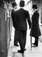 ACK TO FORMALITY London, United Kingdom, April 1950
