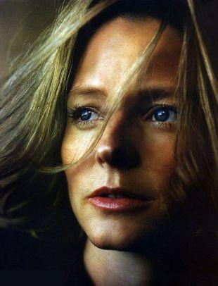 Jodie-Foster-by-Annie-Leibovitz