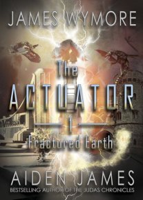 Actuator 1 Ebook Cover