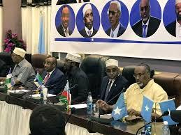 Somalia - Regional States