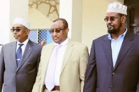 Somalia - Regional leaders