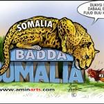 Kenya Shabeel Cartoon