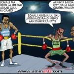 Cartoon – Boxing
