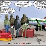 Cartoon – Xannibaadda diyaaradaha