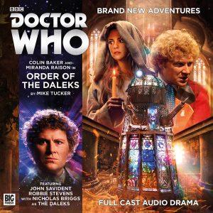 Big Finish Order of the Daleks