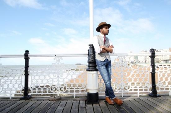 Sartorial 7 X River Island S/S14 Menswear Lookbook tailoring blazer jacket
