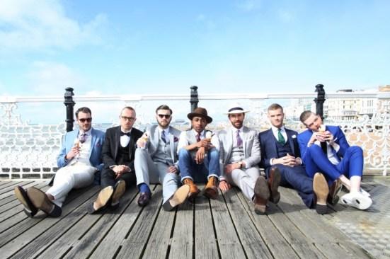 Sartorial 7 X River Island S/S14 Menswear Lookbook menswear mensfashion