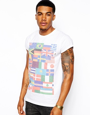 Getting Into The World Cup Spirit With ASOS. special S/S14 Collection