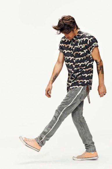 Scotch & Soda Amsterdam Blauw Resort 2015 Menswear Lookbook MENSWEAR mensfashion style