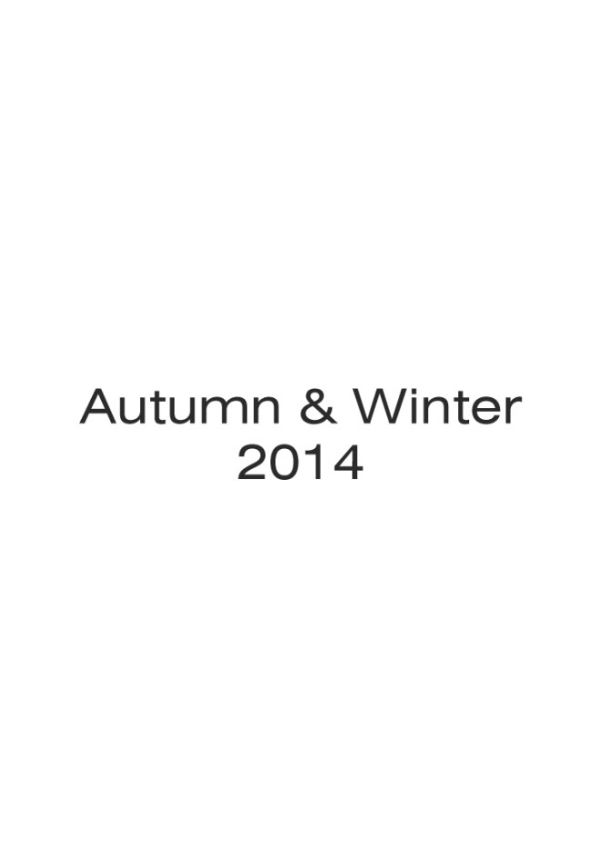 COS A/W14 Menswear Campaign HM H&M Menswear Mensfashion lookbook Collection style fashion
