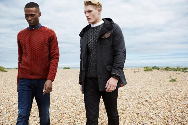 River Island Holloway Road A/W14 Menswear Lookbook