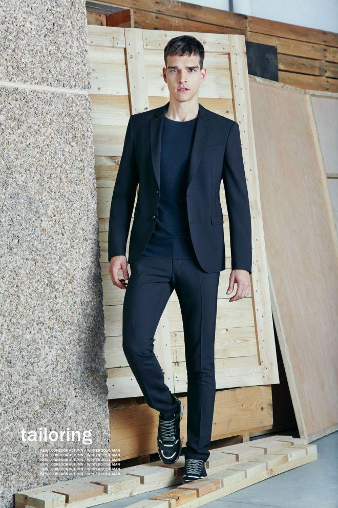 Zara A/W14 Menswear Lookbook Update menswear mensfashion suiting tailoring workwear menswear