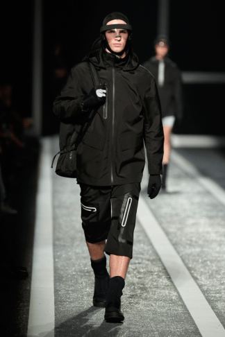 Alexander Wang For H&M Menswear Collection #AlexanderWangXHm exclusive runway launch event show celebrities press day blogging event