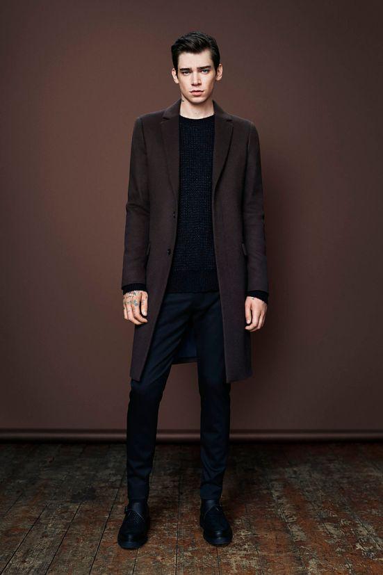 AllSaints Christmas 2014 Menswear Lookbook menswear mensfashion lookbook style fashion collection coat jacket outerwear