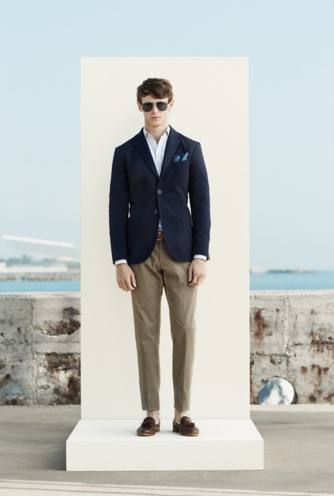 Mango Man S/S15 Menswear Lookbook style fashion lookbook outfit collection