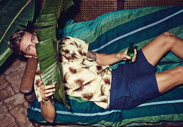 Scotch & Soda S/S15 Campaign menswear menfashion lookbook collection wiwt ootd fbloggers