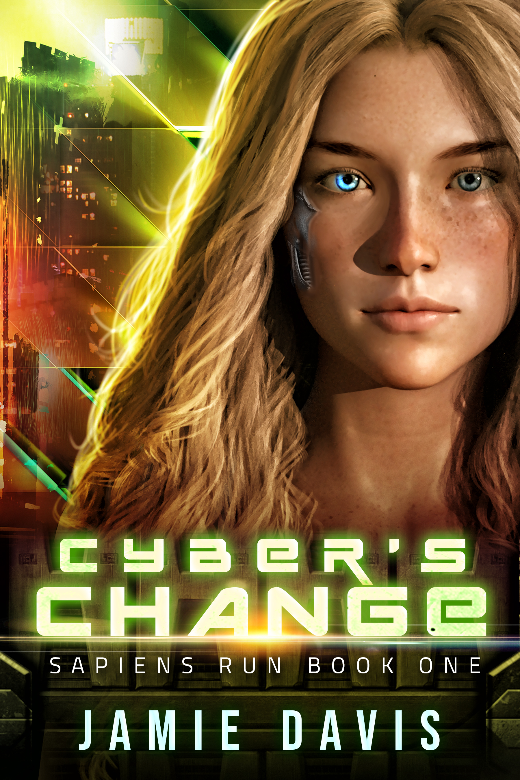 Cyber's Change cover