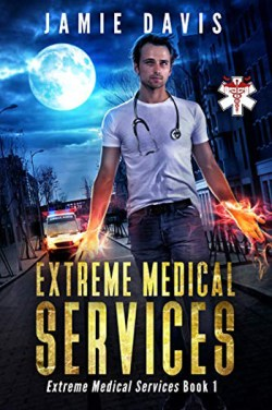 Extreme Medical Services new book cover
