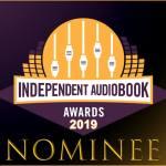 Independent Audiobook Awards 2019 Nominee Badge