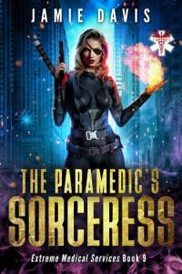 The Paramedic's Sorceress book cover