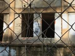 Graffitti on Ruins - Spanish Moss Trail