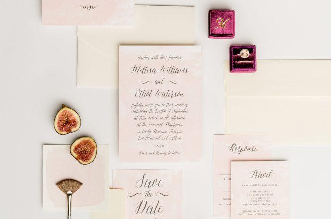 Ilrated Wedding Invitations Offered