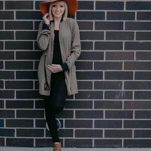 Talking about maternity basics on the blog today Me andhellip