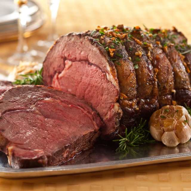 Shoulder Roast with Garlic and Herbs