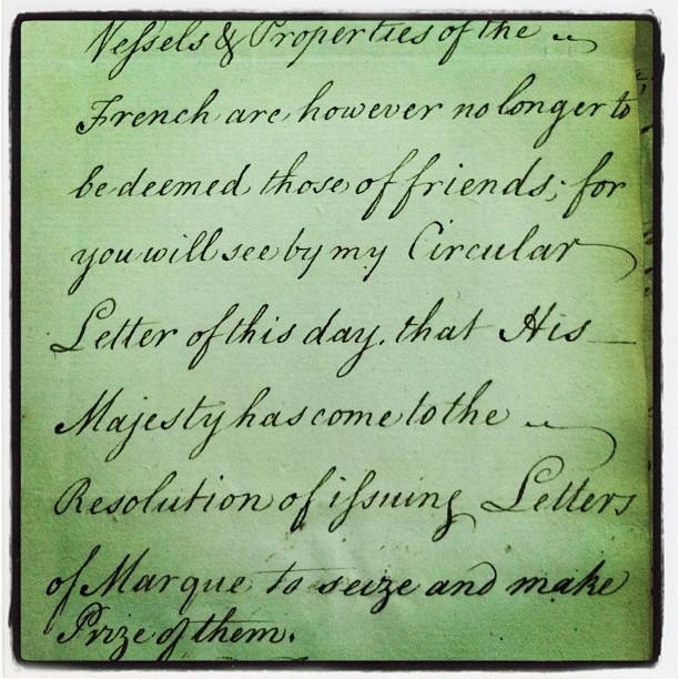 Blog Letter