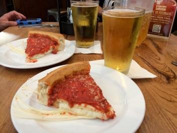 chicago pizza
