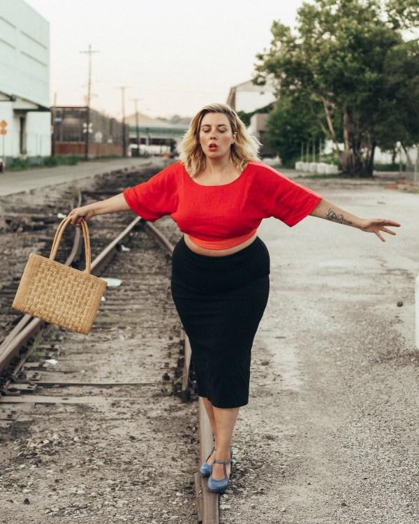 Sustainable Plus Size Fashion