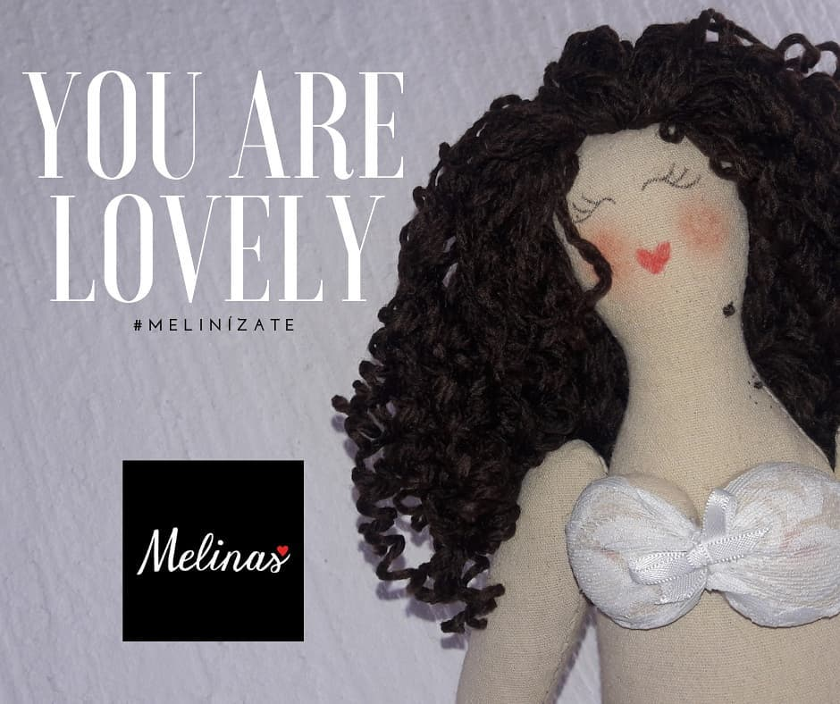 Melinas body positive custom made dolls