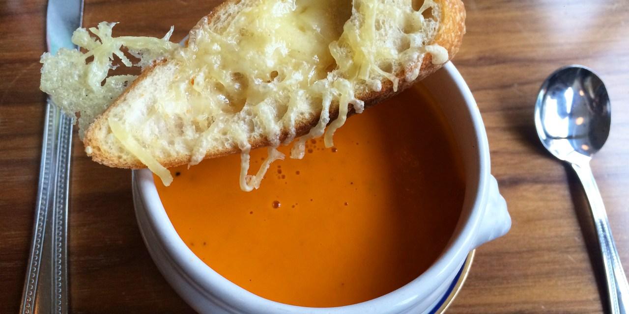 St Jack tomato soup Portland