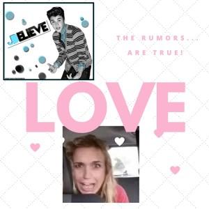 Justin Bieber I'm a Beliber